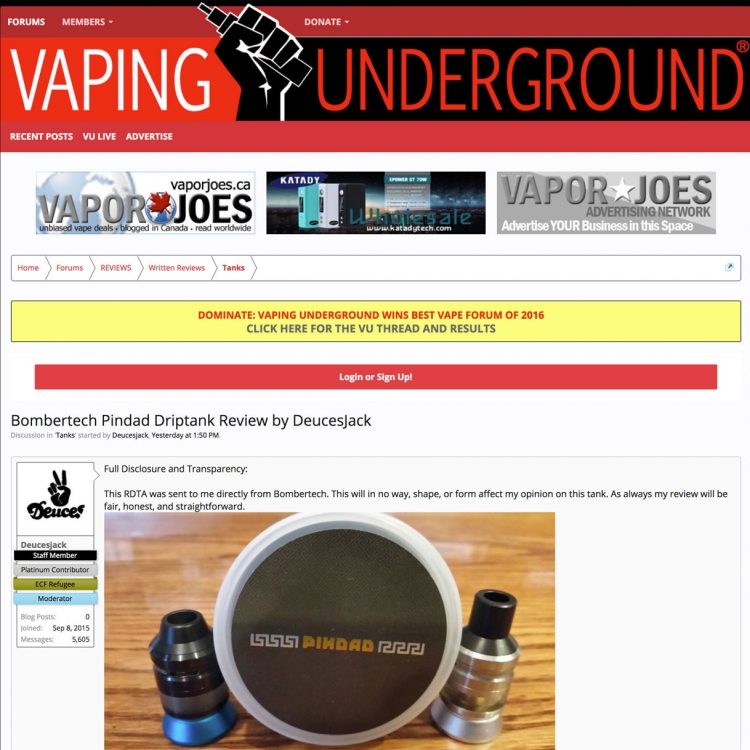 Reviews Archives » Page 3 of 3 » BomberTech