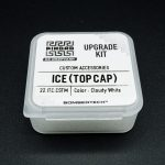 Ice Top Cap for Pindad SS Driptank BomberTech