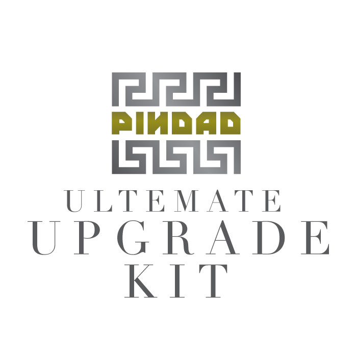 Ultemate Upgrade Kit for Pindad SS Driptank