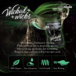 Wicked Wicks Premium Cotton Wicks by BomberTech
