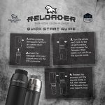 Reloader BF Squonk Refiller Howto Manual Quick Start Guide BomberTech